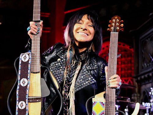 Buffy St Marie