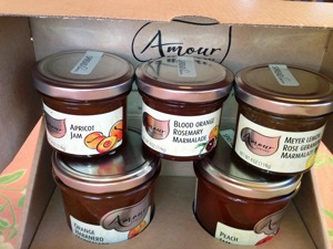 Amour Jams and Marmalades