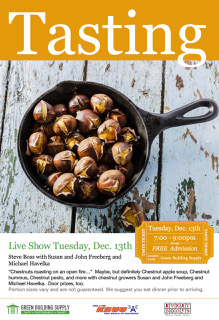 Chestnuts-Great Taste Live