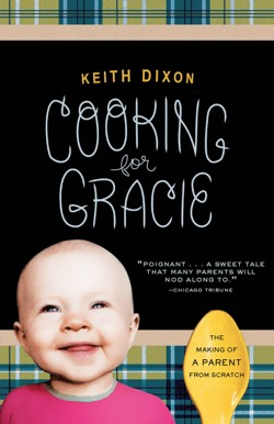 Cooking for Gracie (cover)