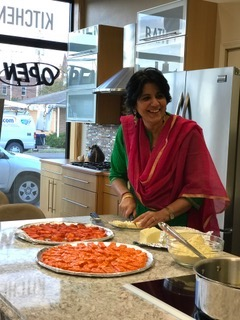 Sabita Sawhney Live on Great Taste