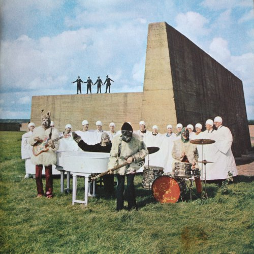 beatles walrus