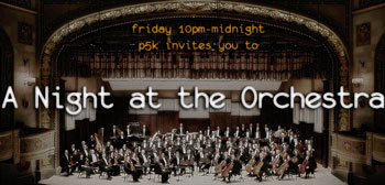 A Night at the Orchestra