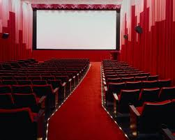 inside movie theater