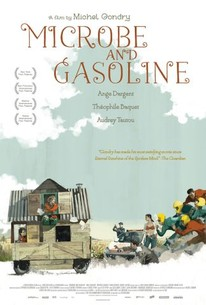Microbe And Gasoline poster