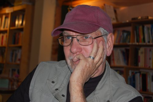 Author Bruce Hopkins