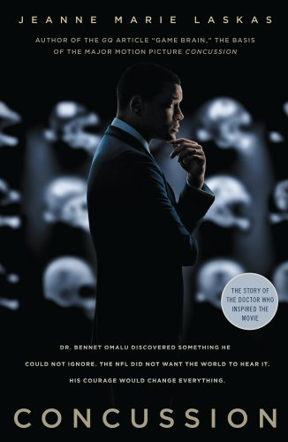 Concussion book cover