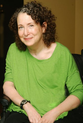 Susan Nussbaum, Author of Good Kings, Bad Kings
