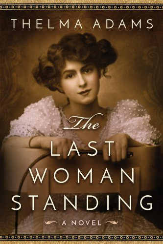 The Last Woman Standing Book Cover