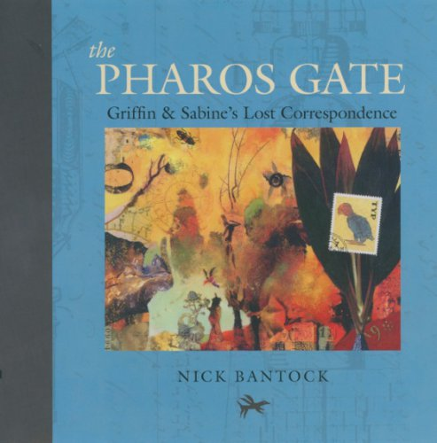The Pharos Gate by Nick Bantock