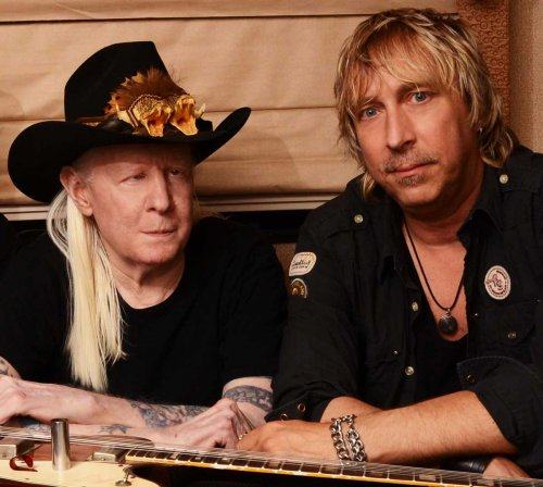 Johnny Winter & Paul Nelson