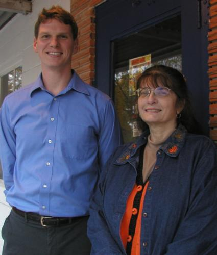 Michael Halley & Karen Rubey, 4th Ward City Council Candidates