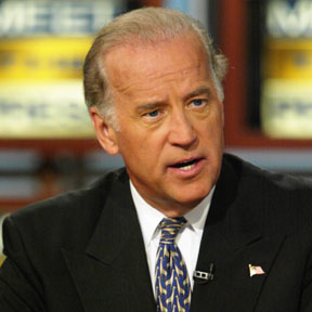 Senator Joe Biden, Democratic Presidential Hopeful