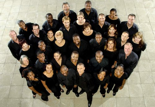 Voices of Namibia National Choir Group