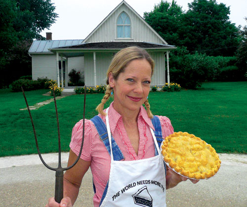 America's Pie Lady Beth Howard