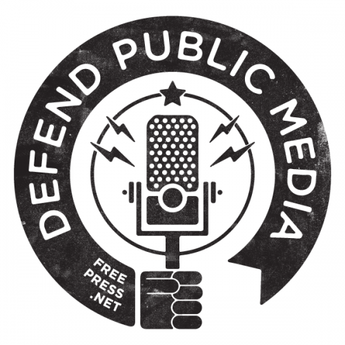Click here to learn how you can defend public media.