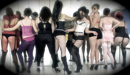 Fairfield Feist Club Burlesque Troupe